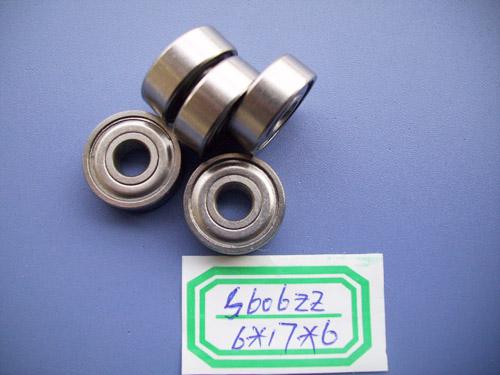 不锈钢轴承 S607ZZ